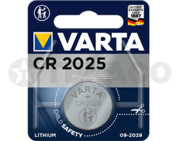 Батарейка VARTA CR2025