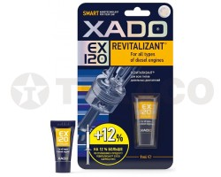 XADO Revitalizant EX120 для дизельных двигателей (9мл)