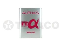 Масло моторное ALPHA'S FD MINERAL DIESEL 10W-30 CF-4 (4л)