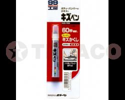 Карандаш для заделки царапин матово-черный KIZU PEN BP-62 (60мл)