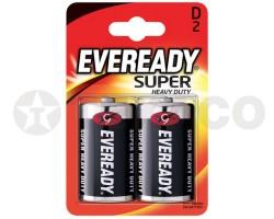 Батарейка EVEREDY D/R20 SUPER HEAVY DUTY
