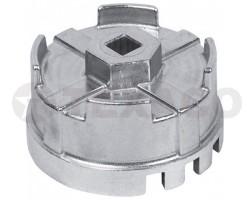 Съемник маслянных фильтров МАСТАК 64,5мм 14 граней