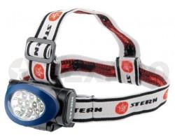 Светодтодный налобный фонарь STERN 10 LED