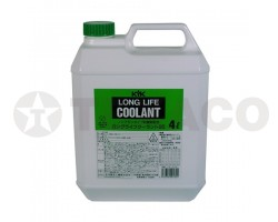 Антифриз KYK LONG LIFE COOLANT концетрат зеленый (4л)