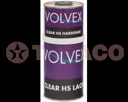 Лак Clear HS VOLVEX (1л) + отвердитель (0,5л)