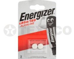 Батарейка ENERGIZER LR54/189 (2шт)