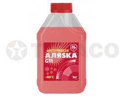 Антифриз АЛЯСКА -40 красный (1кг)