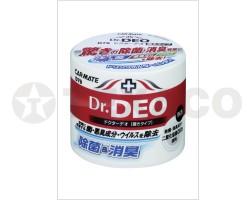 Устранитель неприятных запахов CARMATE Dr.Deo в подстаканник (158 г)