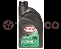 Жидкость для АКПП Sintoil ATF DII (1л)