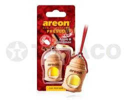 Ароматизатор AREON FRESCO Apple & Cinnamon (4мл)