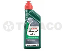 Масло трансмиссионное Castrol Manual EP 80W-90 GL-4 (1л)