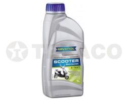 Масло моторное RAVENOL SCOOTER 4-TAKT SL (1л)