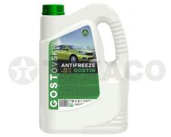 Антифриз ГОСТовский -40 зеленый (5кг)
