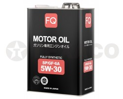 Масло моторное FQ FULLY SYNTHETIC 5W-30 SP/GF-6A (4л)