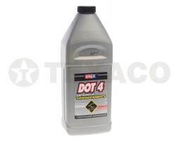 Тормозная жидкость UNIX ДОТ-4 (910г)