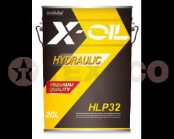 Масло гидравлическое X-OIL HLP32 (20л)