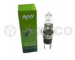 Автолампа AYWIPARTS H3C 12V-55W (0452)