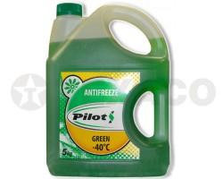 Антифриз PILOTS G11 -40 зеленый (5кг)
