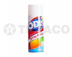 Краска-спрей ODIS белая матовая (450мл)