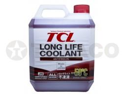 Антифриз TCL LLC -50C красный (4л)