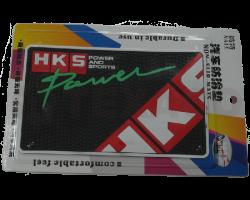 Коврик для панели HKS Power 210x125мм
