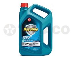 Масло моторное Havoline Energy 0W-30 API SL/GF-2 A1/B1 (4л)